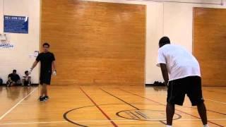 2010 HES MOS Tyree Bastidas vs Rookie Wright (1)