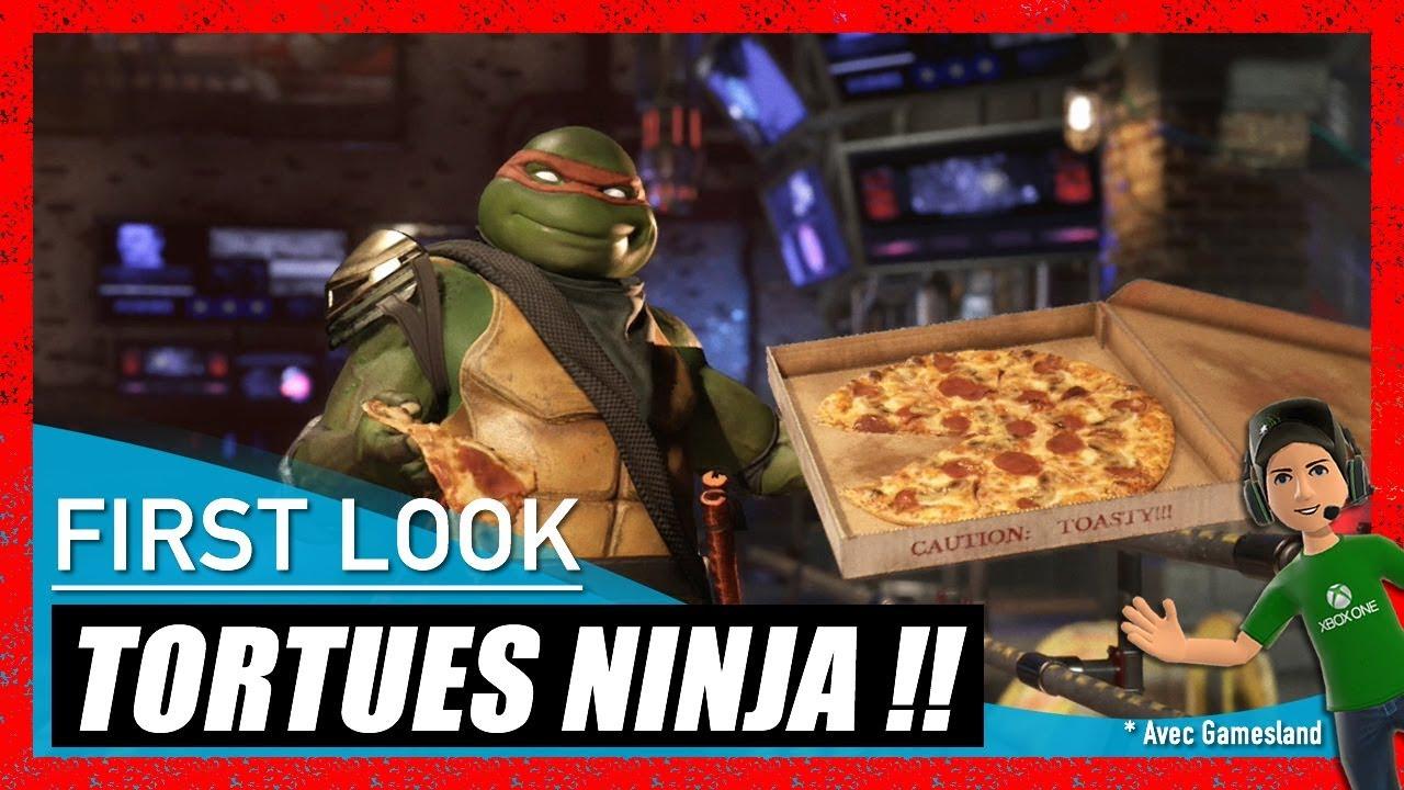 Comment Jouer GRATUITEMENT Avec Les Tortues Ninja !