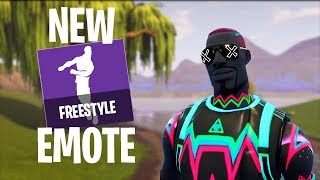 NOUVELLE DANSE [FREESTYLE] TWITCH PRIME - FORTNITE (GREEN SCREEN)