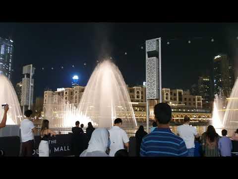 Dubai Mall Fountain Show 2021 | Burj Khalifa Dubai | Dubai 2021