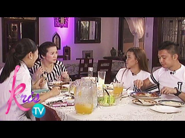 Kris TV: Kris and Melai don't like night swimming