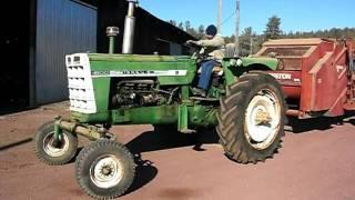 Oliver 1800 Diesel Tractor