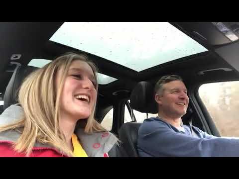 Ed Sheehan carpool karaoke road trip with my dad