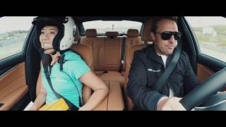 BMW Hot Lap Pitch: Lily Yeh pitches Little Loving Hands