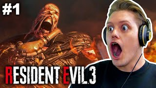 LET'S PLAY - RESIDENT EVIL 3 REMAKE #1