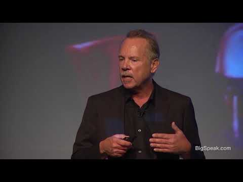 Mitch Lowe, Business Speaker, The Culture of Disruption