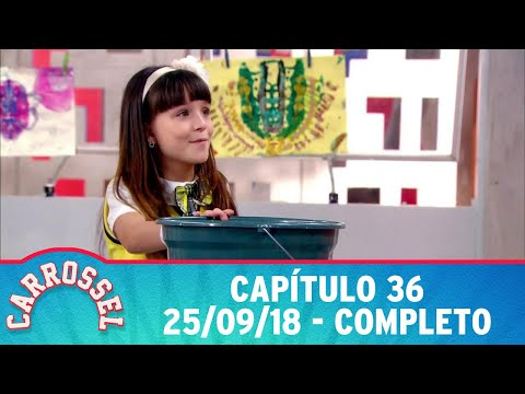 Carrossel | capítulo 36 - 25/09/18, completo thumbnail