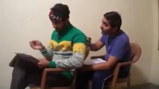 Haryanvi Comedy in Exam Part-1  || RJ Films ||