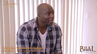 Bilal   Interview 2 with Adewale Akinnuoye Agbaje
