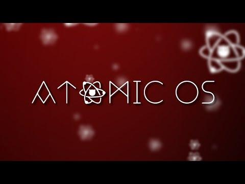 AtomicOS Review | Nougat 7.1.2