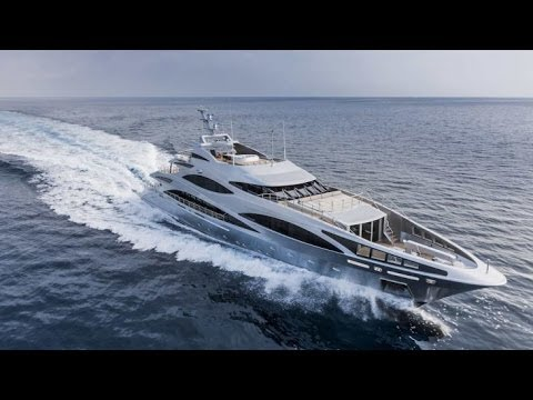 Superyacht Panthera by Benetti Yachts