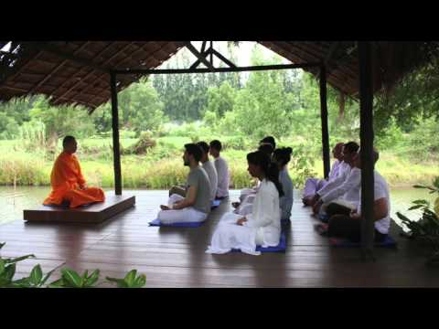 3-Day Meditation Retreat in Bangkok, Thailand