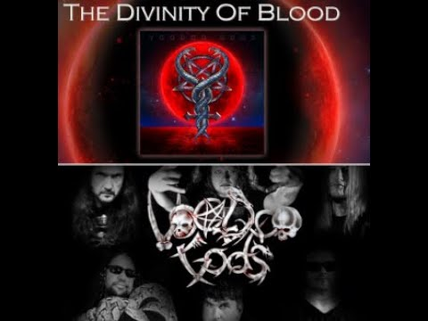 """Voodoo Gods (Cannibal Corpse/Nuclear Rabbit) new album """"The Divinity Of Blood"""" 2 new songs out..!"""
