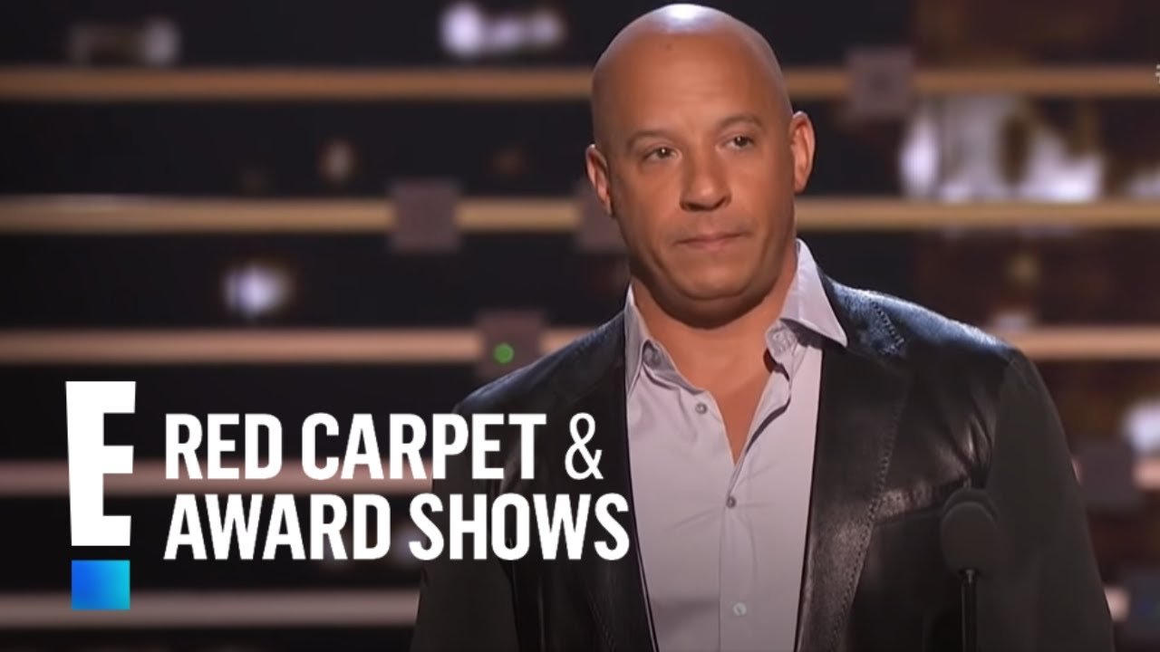 Furious 7 is the People's Choice for Favorite Movie | E! People's Choice Awards