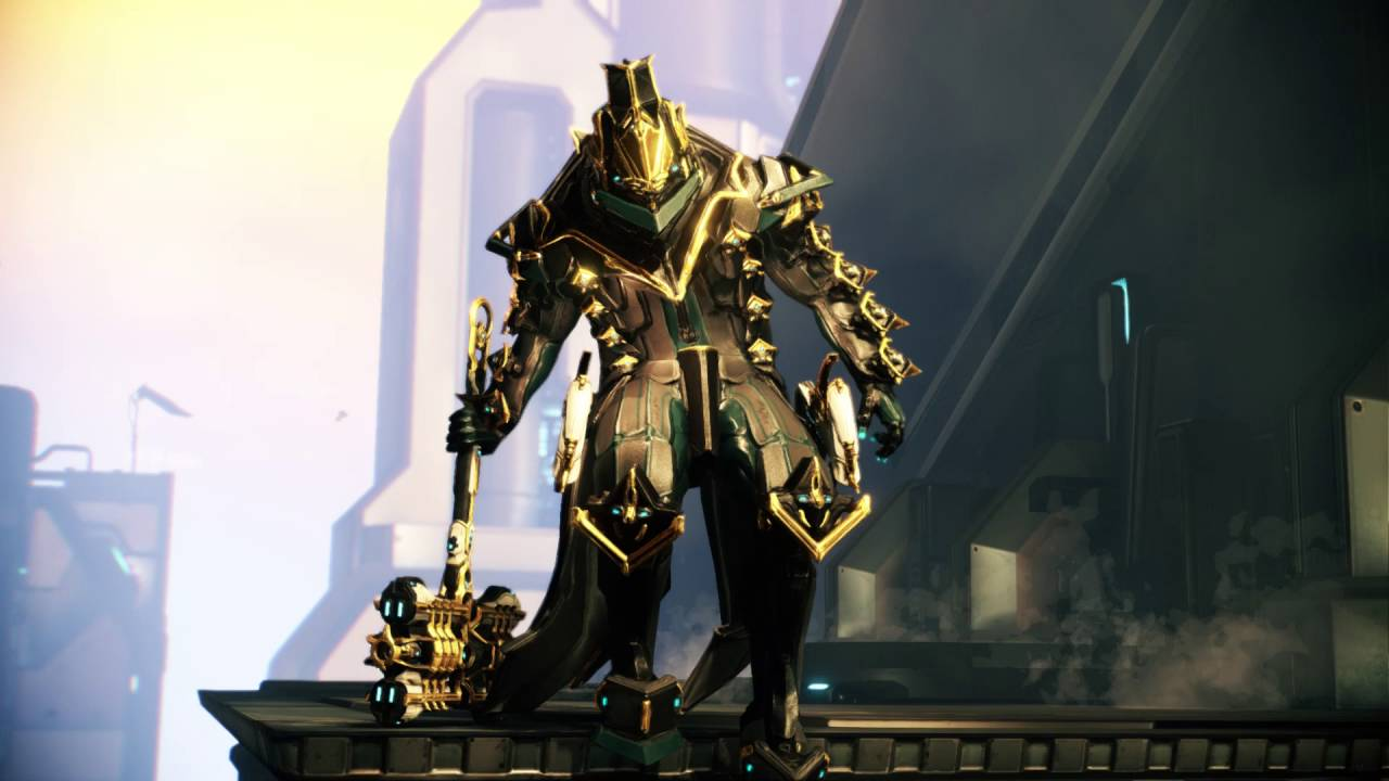 Warframe | Vauban Prime - YouTube