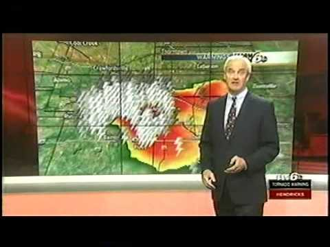WRTV Tornado Warning Cut-In (7/13/15)