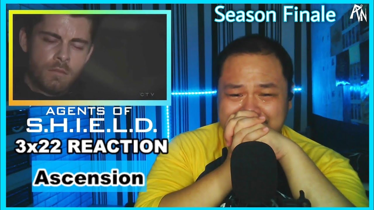 """Download Marvel's Agents of SHIELD 3x22 """" Ascension """" REACTION ; Season Finale"""