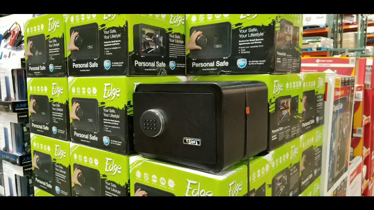 Costco! Cannon Edge Mini Personal Safe! $89!!!