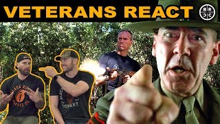 Veterans React to MILITARY Movies: EP05