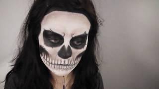 Lady Gaga 'Born This Way' Music Video / Rick Genest Inspired Makeup Tutorial