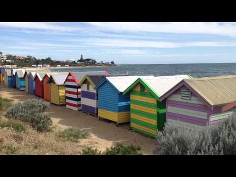 Brighton Beach Melbourne Australia