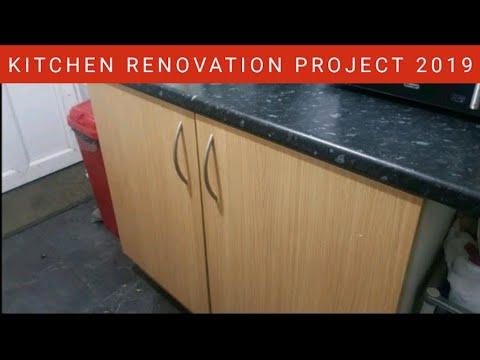 Kitchen renovation done by my self 2019