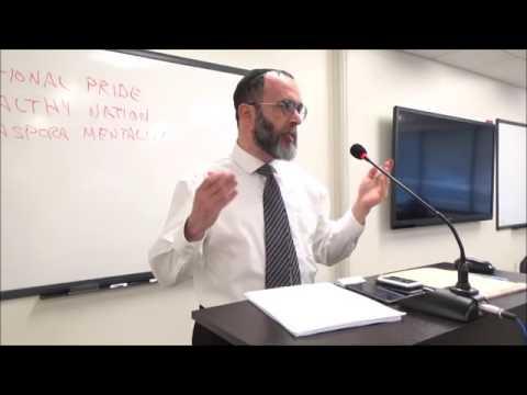 Has Zionism Hijacked Judaism by Rabbi Yaakov Shapiro