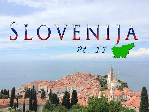 12 - Backpacking Slovenia: Pt II (& Trieste, Italy)