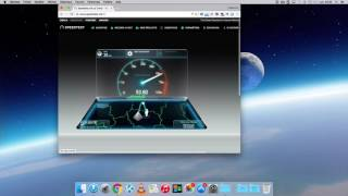 SFR Box speedtest