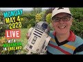 MAY the 4th 2020 - Feel the MONDAY force🖐🏻 / Live from England / Listen and learn with Mr Duncan