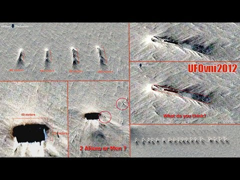 nouvel ordre mondial | Antarctica Extraterrestrial Structures Discovered on Google Earth 2018