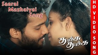Saaral Mazhaiyai Video Song | Thaakka Thaakka | Vikranth, Rahul Venkat, Abhinaya | New Tamil Song