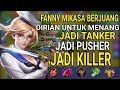 Lagu Limit   Mikasa Legend Fanny   Comeback New Build   Gameplay Mobile Legends Mp3