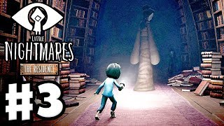 THE RESIDENCE! - Little Nightmares: Secrets of the Maw DLC - Gameplay Walkthrough Part 3 (PC)