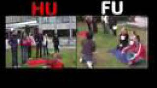 HU vs. FU ベルリン自由大学対フンボルト大学