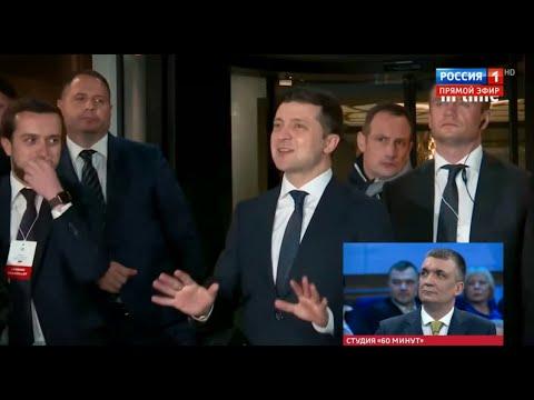 Владимир Зеленский о переговорах с Путиным