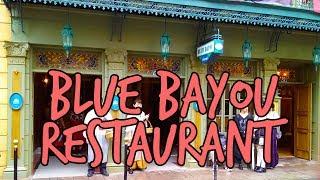 Tokyo Tuesday - Blue Bayou Restaurant - Tokyo Disneyland Food Review