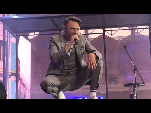 Ленинград концерт в Москве 14 июня 2019 1/3 часть - Www Ленинград, Кабриолет, в Питере пить, Лабутен