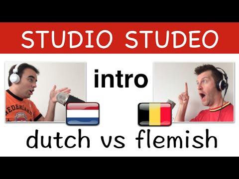 Learn Flemish (Belgian Dutch) - Introduction to video lessons   Flemish vs Dutch