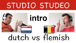 Learn Flemish (Belgian Dutch) - Introduction to video lessons | Flemish vs Dutch