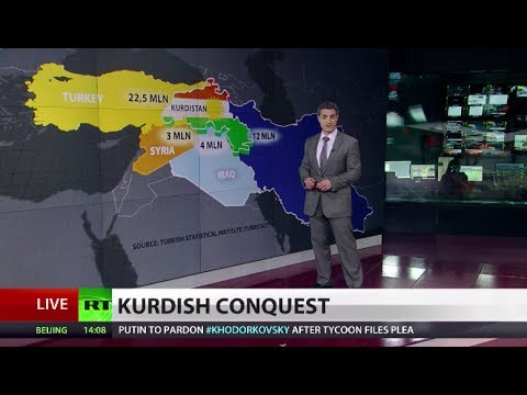 New country in Mideast? Kurds aim to create own state amid c