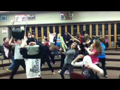 harlem shake show choir