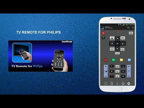tv remote for philips smart tv remote control apps on google play. Black Bedroom Furniture Sets. Home Design Ideas