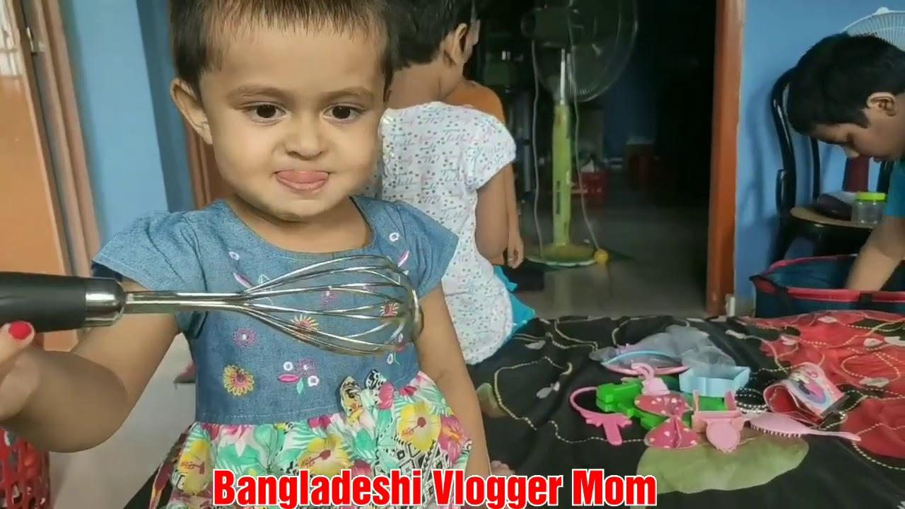 ভিডিও দিতে গিয়ে কি এক লজ্জায় পরলাম! সবাই ক্ষমাসুন্দর দৃষ্টিতে দেখবেন   Bangladeshi Vlogger Mom