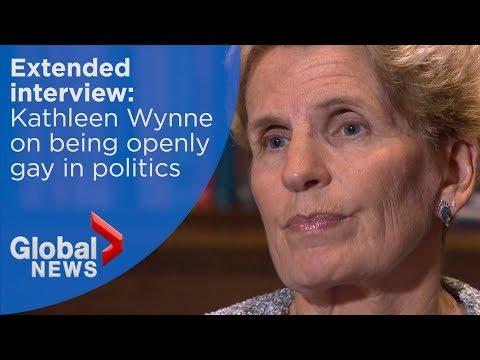 Extended #FirstTimeIwasCalled interview: Ontario Premier Kathleen Wynne