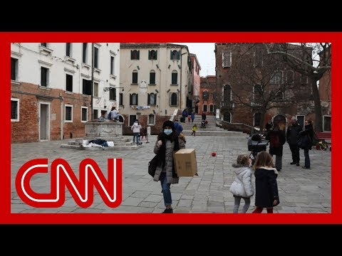 All of Italy under restrictions over coronavirus outbreak