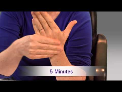 How to Reduce Hand/Wrist Swelling