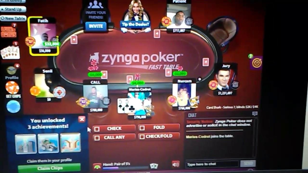 How to accept invites on zynga poker dante dog crap training