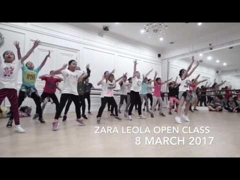 Zara Leola HIPHOP Open Class 8 March 2017