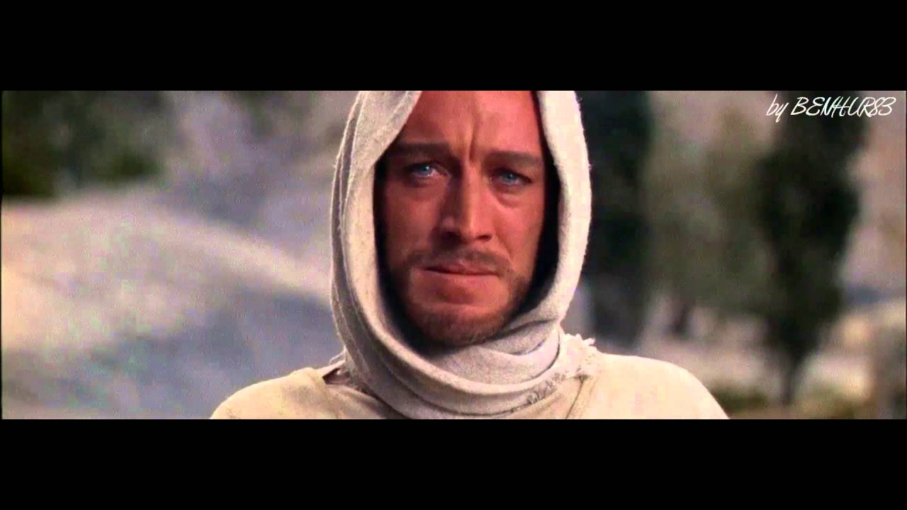 Max von Sydow ann an The Man bho Nasareth.